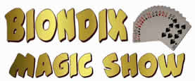 Biondix Magic Show